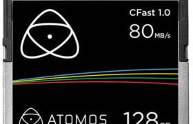 CFAST 1.0 128GB ATOMOS