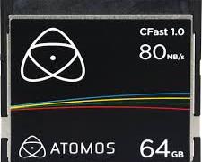 CFAST 1.0 64GB ATOMOS