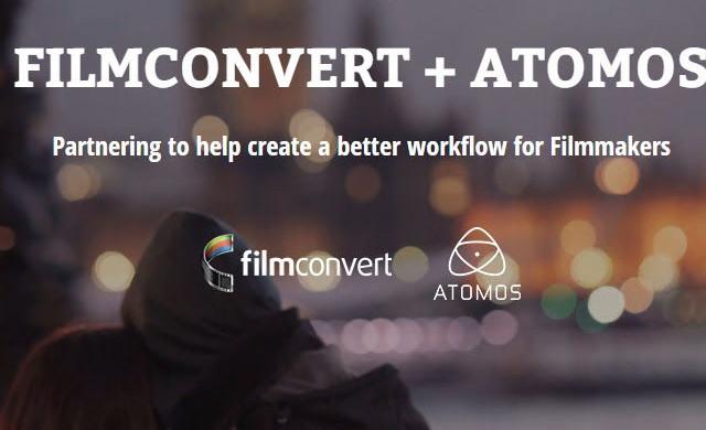 ATOMOS FILMCONVERT