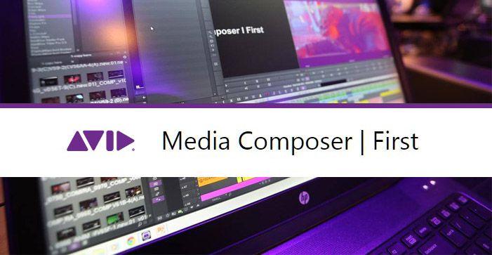 MEDIA COMPOSER FIRST
