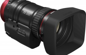 CN-E 70-200MM T4.4 L IS CANON