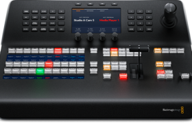 ATEM 1 M/E ADVANCED PANEL BLACKMAGIC DESIGN