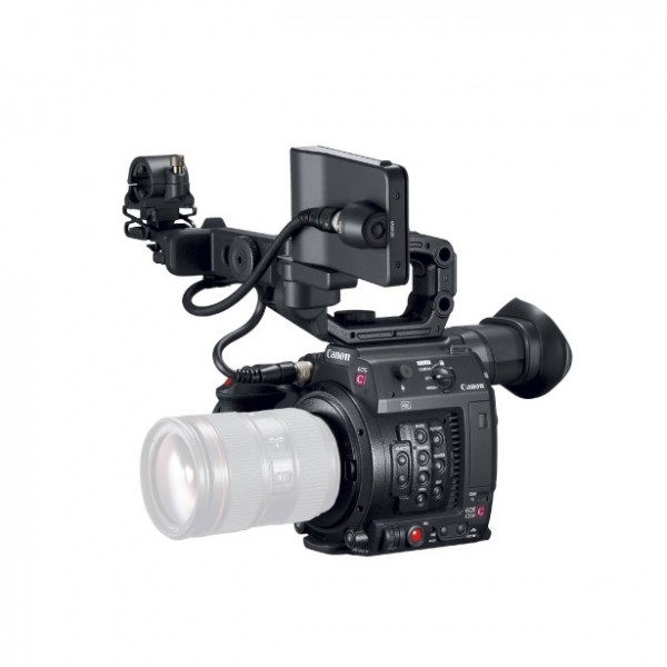 CANON C200 ATOMOS NINJA V POWER KIT