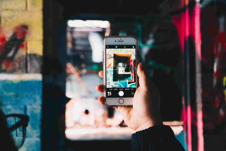 grabar vídeo con smartphone