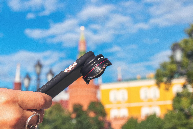 lentes para vídeo profesionales