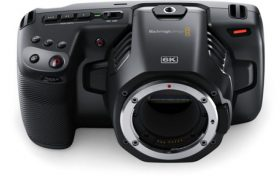BLACKMAGIC POCKET CINEMA CAMERA 6K BLACKMAGIC DESIGN ALQUILER