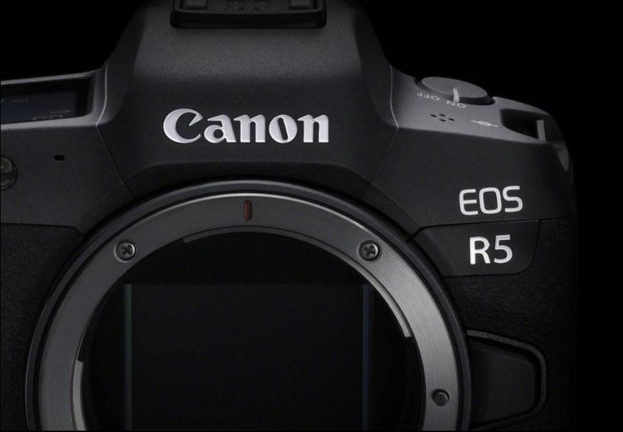 EOS R5 2