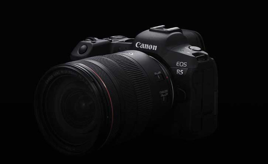 EOS R5 3