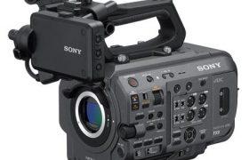 PXW-FX9 SONY ALQUILER