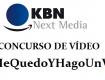 CONCURSO KBN #YOMEQUEDOYHAGOUNVIDEO