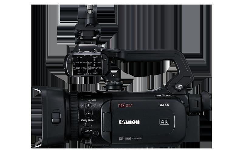 Videocámara XA55 Canon