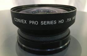 CONVERSOR ANGULAR HD 0.75X CONVEX ALQUILER