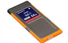 SXS 64 GB SONY ALQUILER