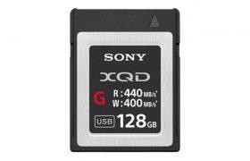 TARJETA XQD 128GB ALQUILER