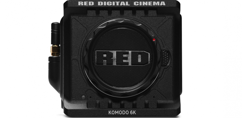 RED KOMODO 8