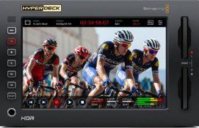 HYPERDECK EXTREME 8K HDR BLACKMAGIC DESIGN