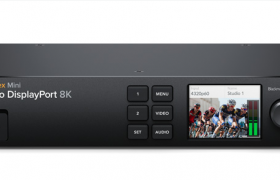 TERANEX MINI SDI TO DISPLAYPORT 8K HDR BLACKMAGIC DESIGN