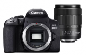 CANON EOS 850D + EF-S 18-135 U