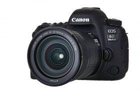 CANON EOS 6D MARK II + EF 24-105STM