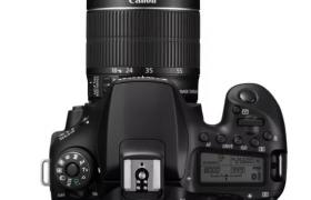 CANON EOS 90D + EF-S 18-55 S