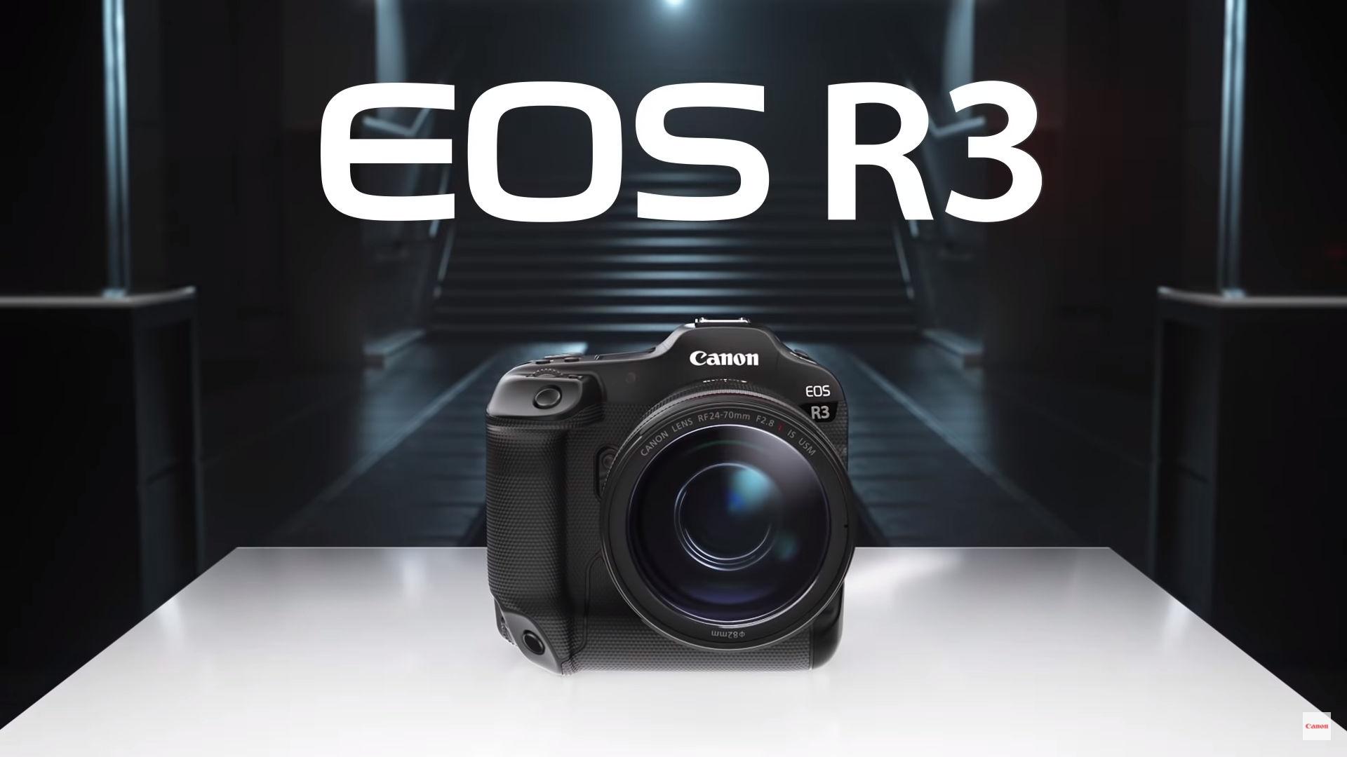 EOS R3 7